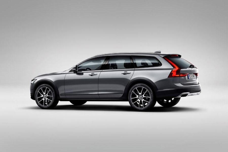 Volvo V90 Cross Country Design