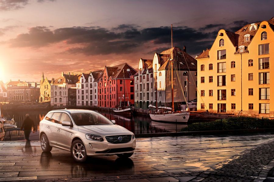 Volvo XC60: Das innovative Cross-Over-Modell