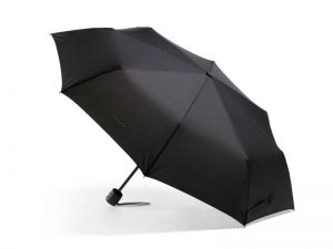 Volvo 21 Black Umbrella