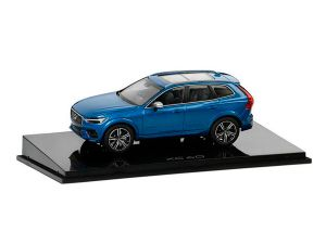 XC 60 Bursting Blue 1:43